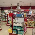 Estanterías Girona. Linea Comercial iNSTALUX