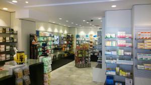 """""""La farmacia Baleri ha apostado por una renovación integral de sus instalaciones"""""""