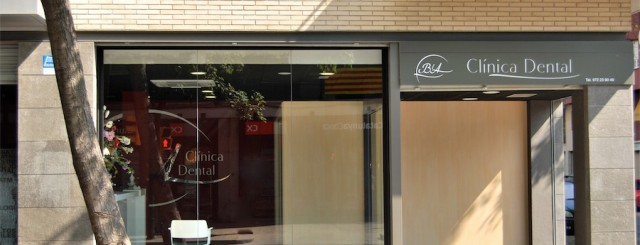 La nova instal·lació d' Instalux a la clínica dental BIA de Girona